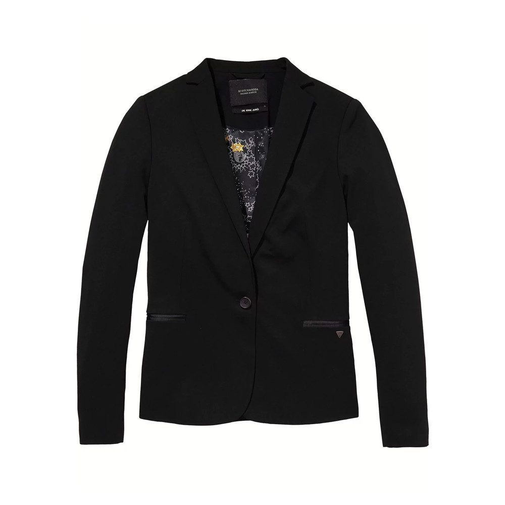 Classic Blazer with Special Lining - Colour 08
