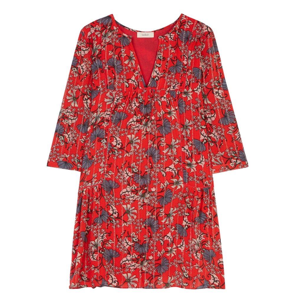 Eve Dress - Rouge