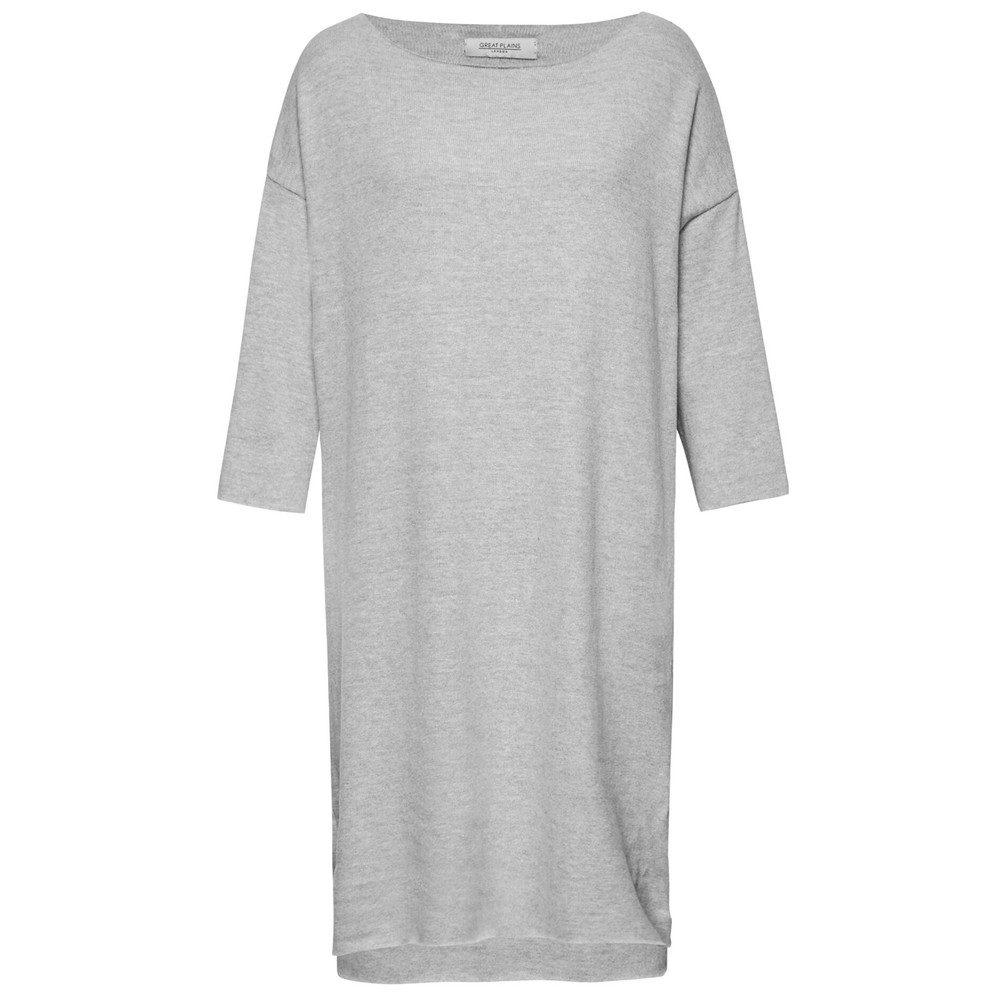 Kitten Essentials Dress - Granite Grey