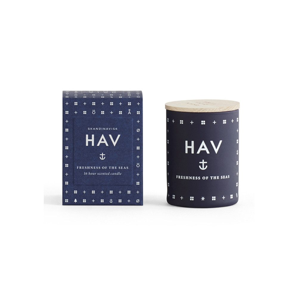Mini Scented Candle - Hav