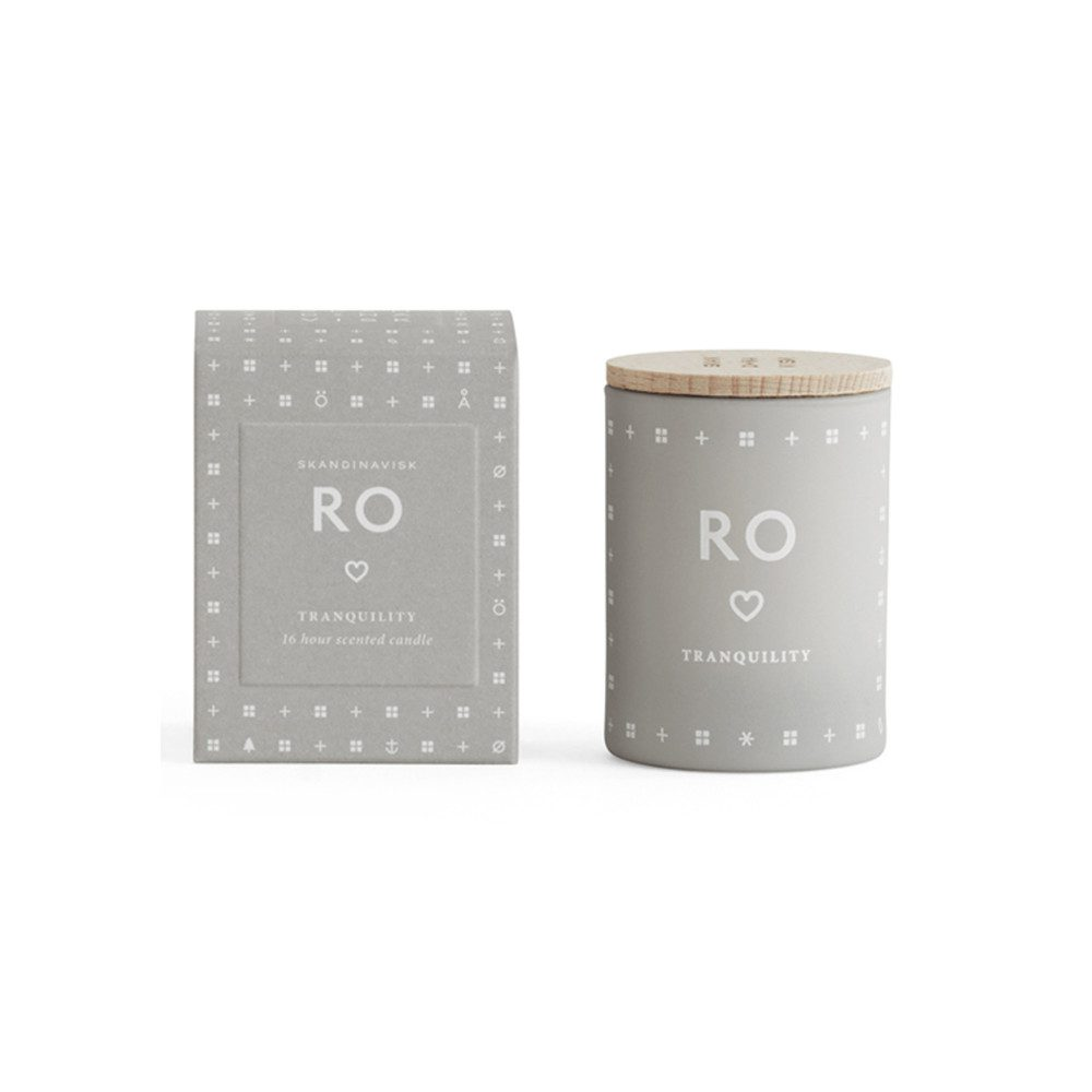 Mini Scented Candle - RO