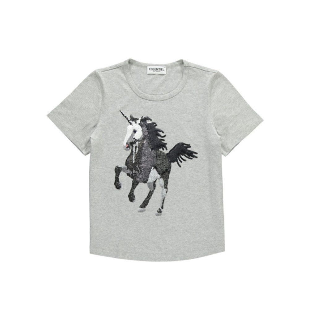 Omylord Unicorn T-shirt - Vapor