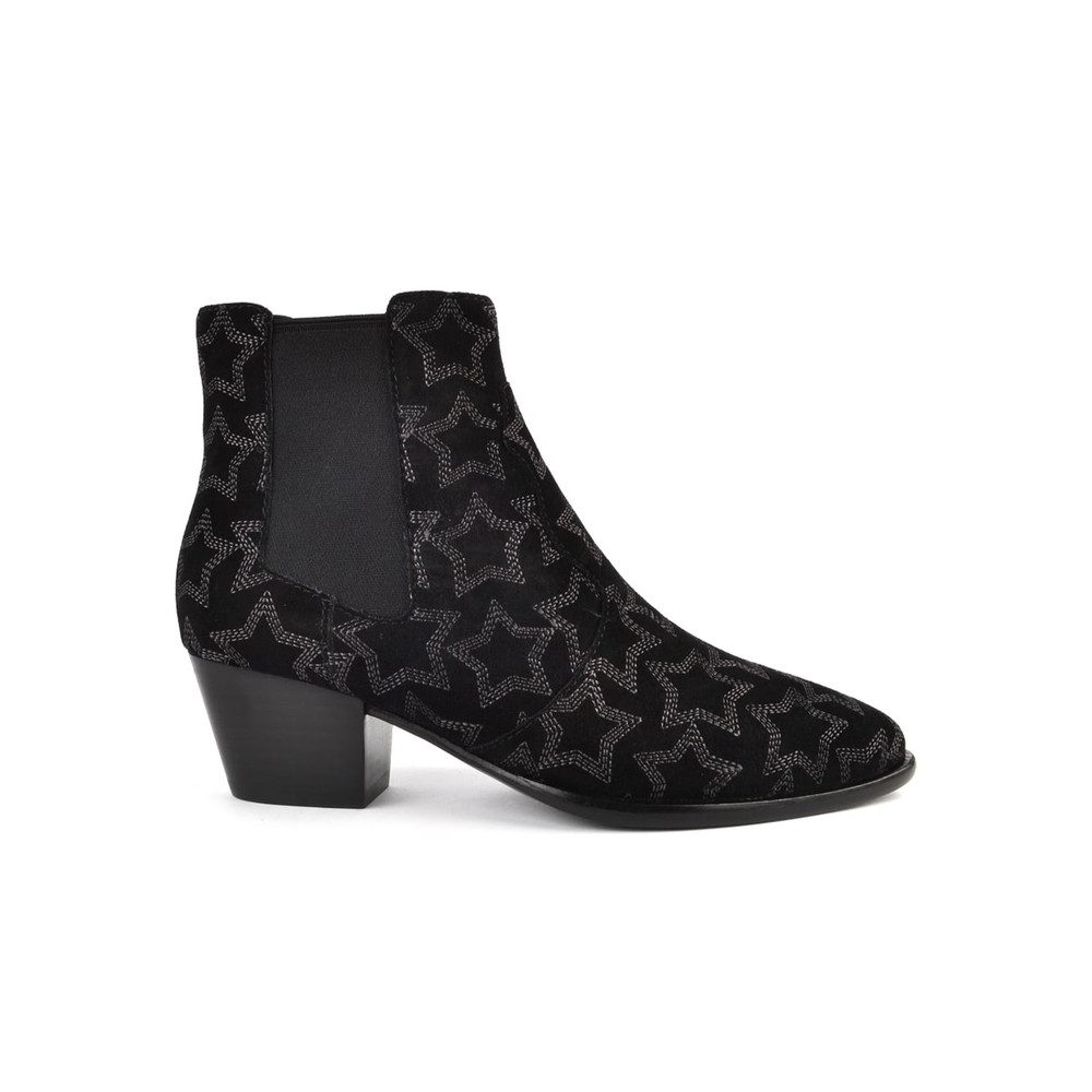 Hope Star Ankle Boot - Black