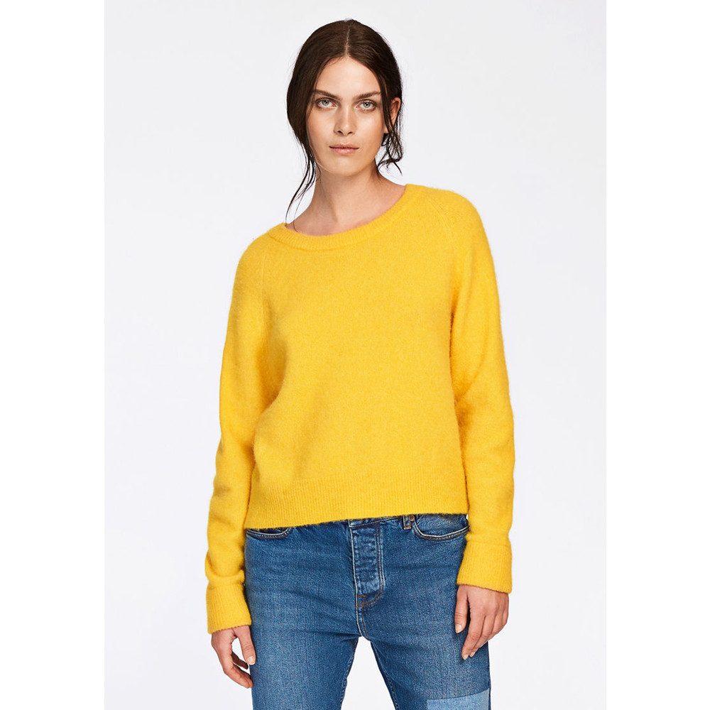 Nor o-n Short Sweater - Golden Mel