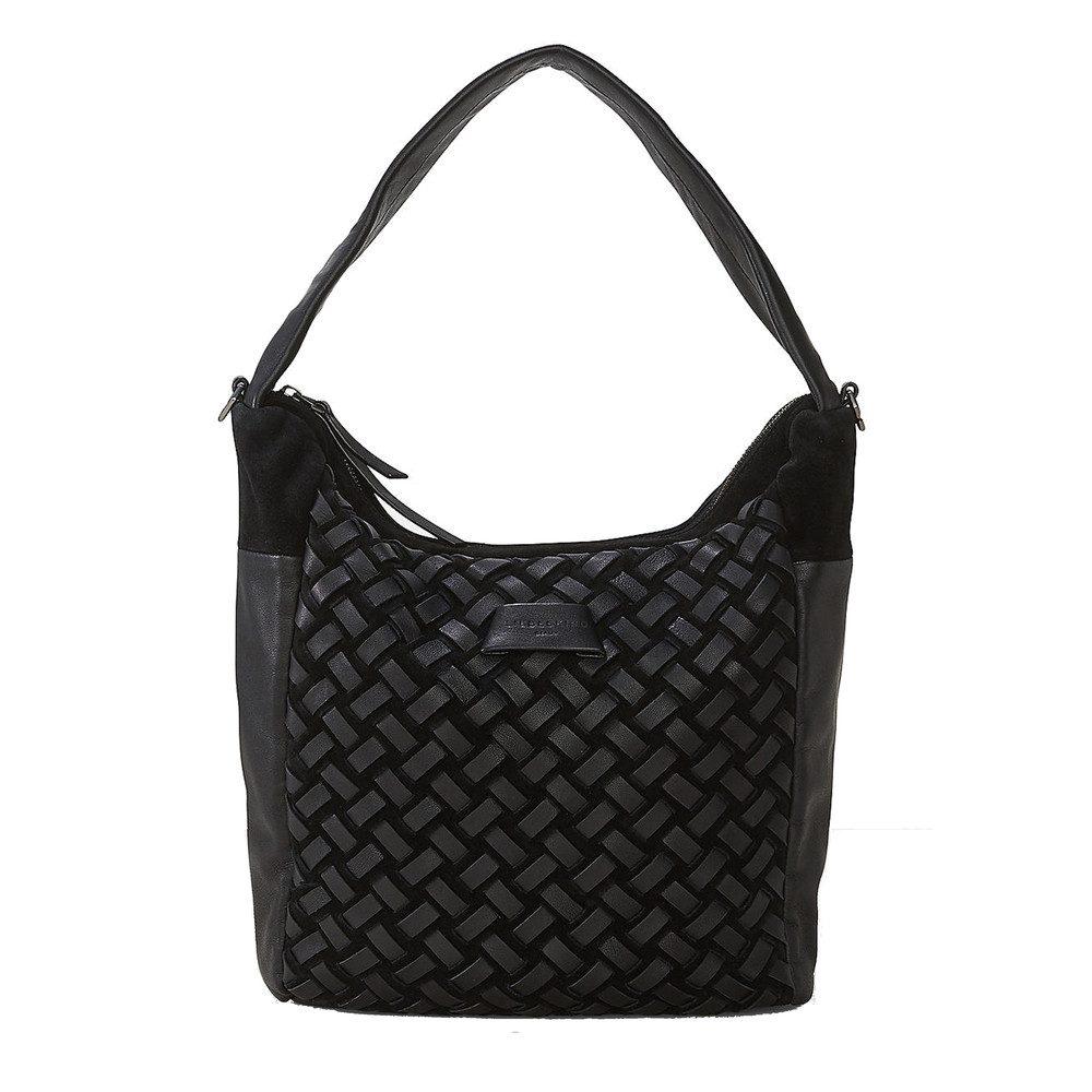 Bedford Leather Bag - Oil Black