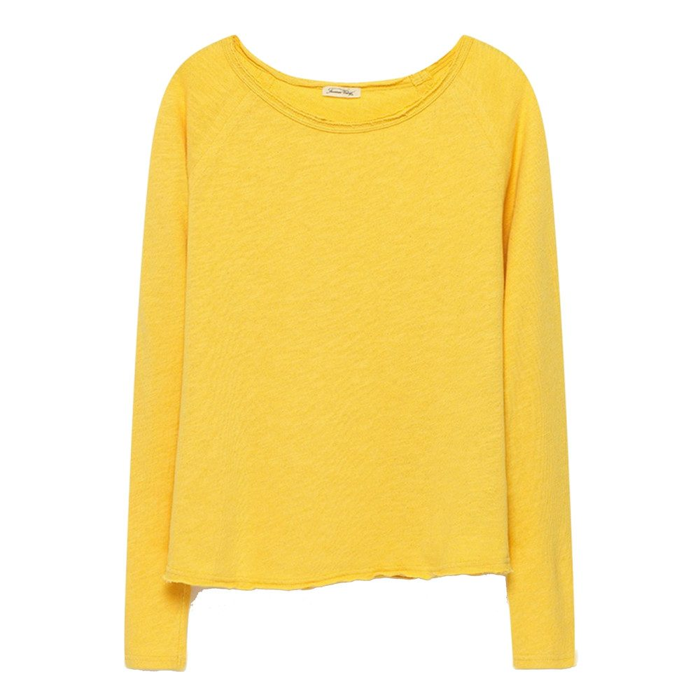 Sonoma Long Sleeve Tee - Pollen