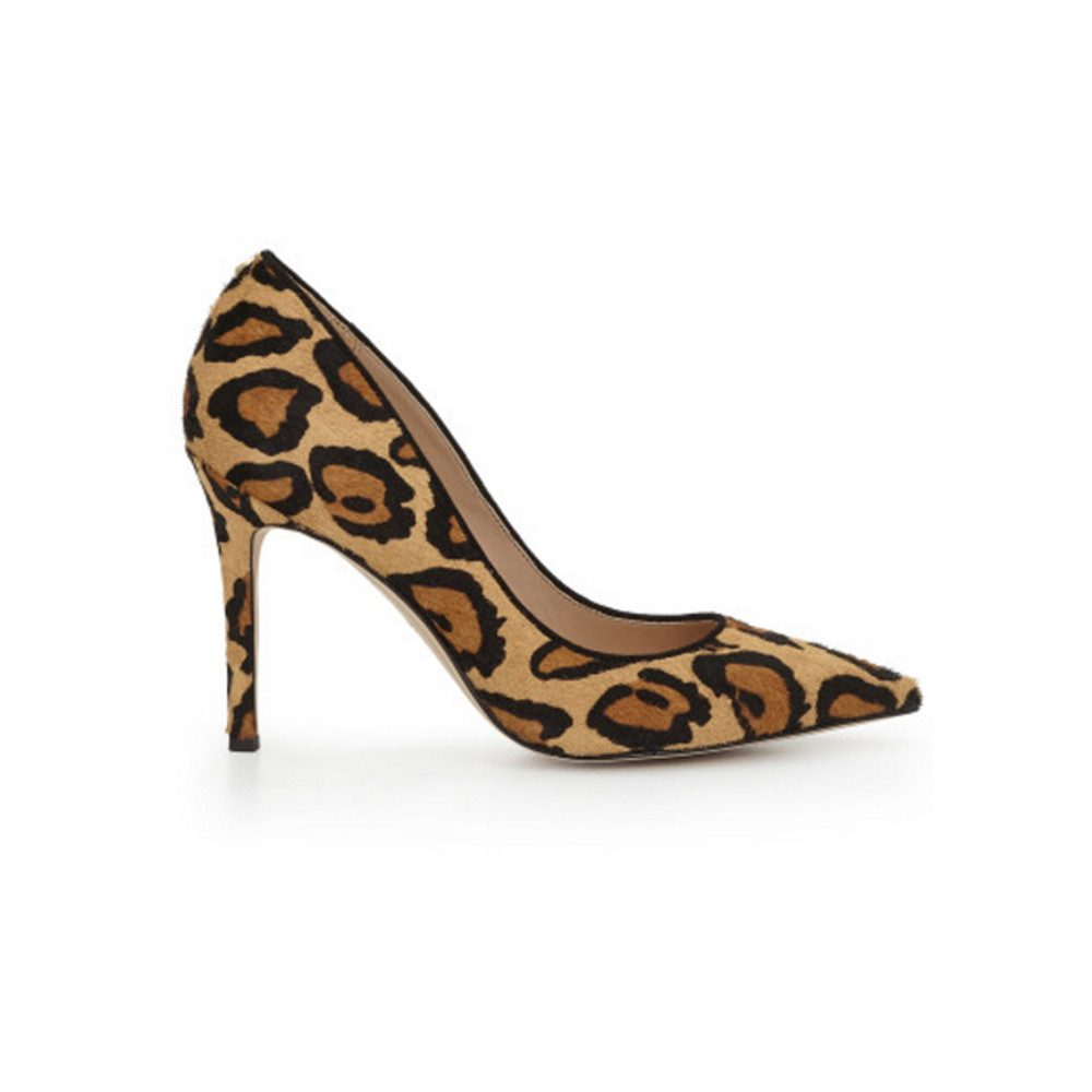 Hazel Heel - Leopard