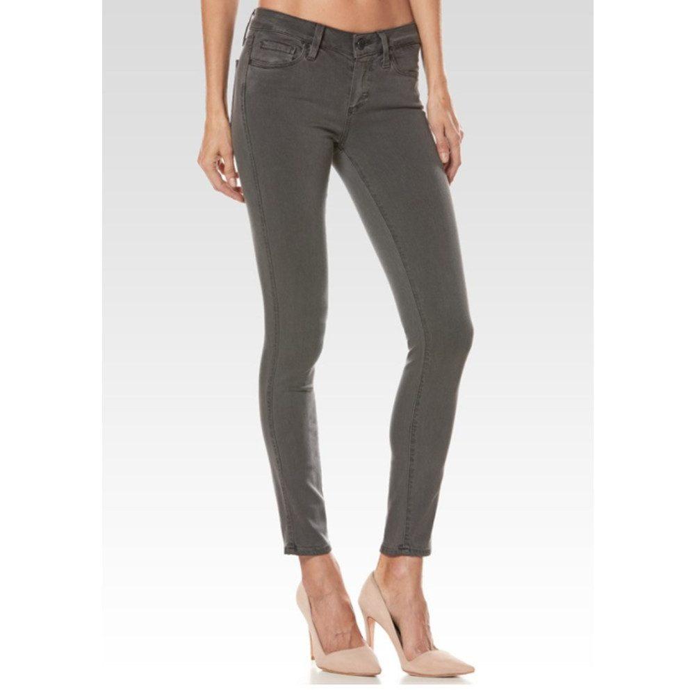 Verdugo Ankle Skinny Jean - Coal Grey