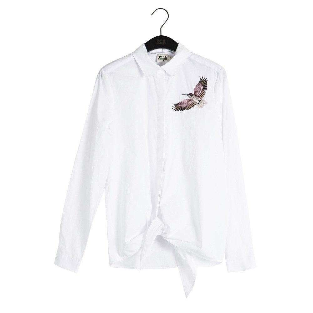 Sally Shirt - White