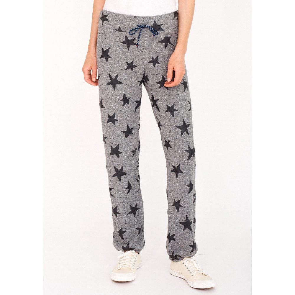 Stars Active Sweatpants - Heather Grey