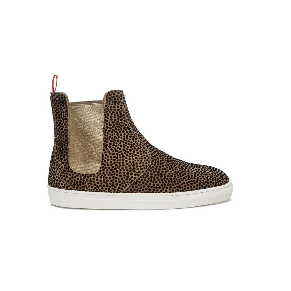 Inish High Top Trainer - Dot