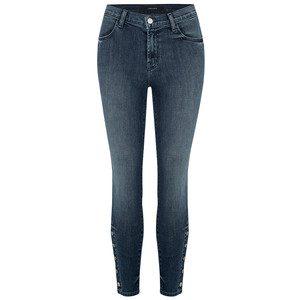 Alana High Rise Crop Skinny Jeans - Dreamer