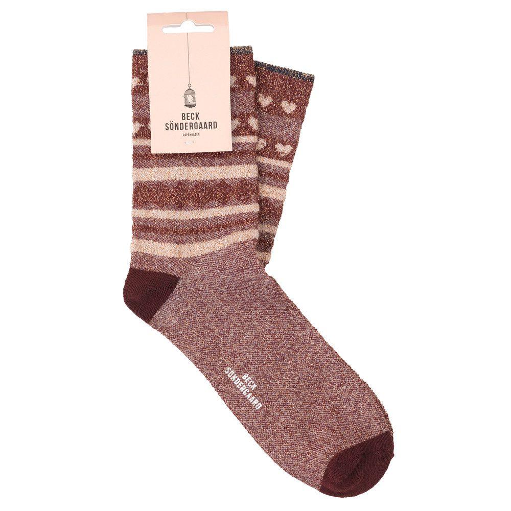 Duca Hearts Socks - Winetasting