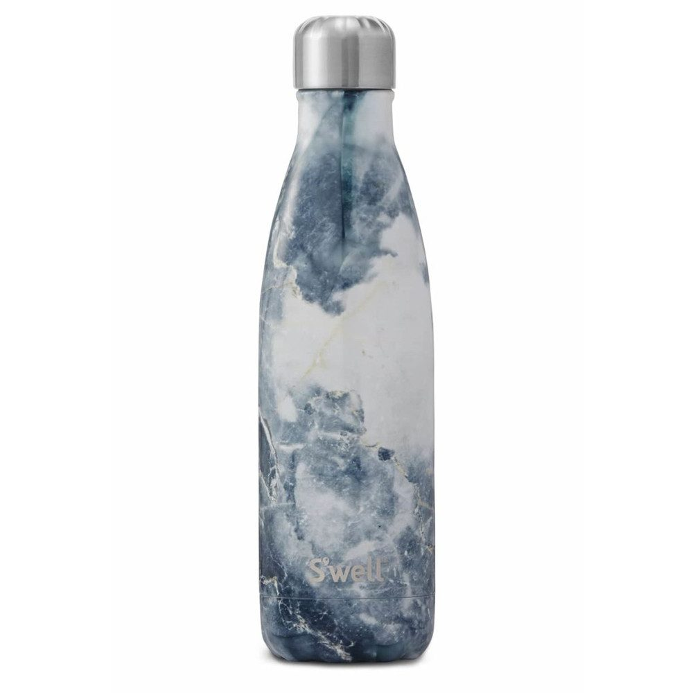 The Element 17oz Water Bottle - Blue Granite