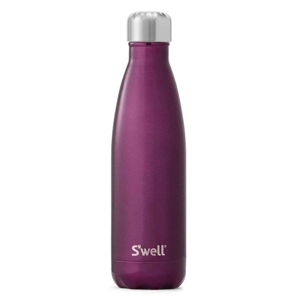 The Glitter 17oz Water Bottle - Sangria