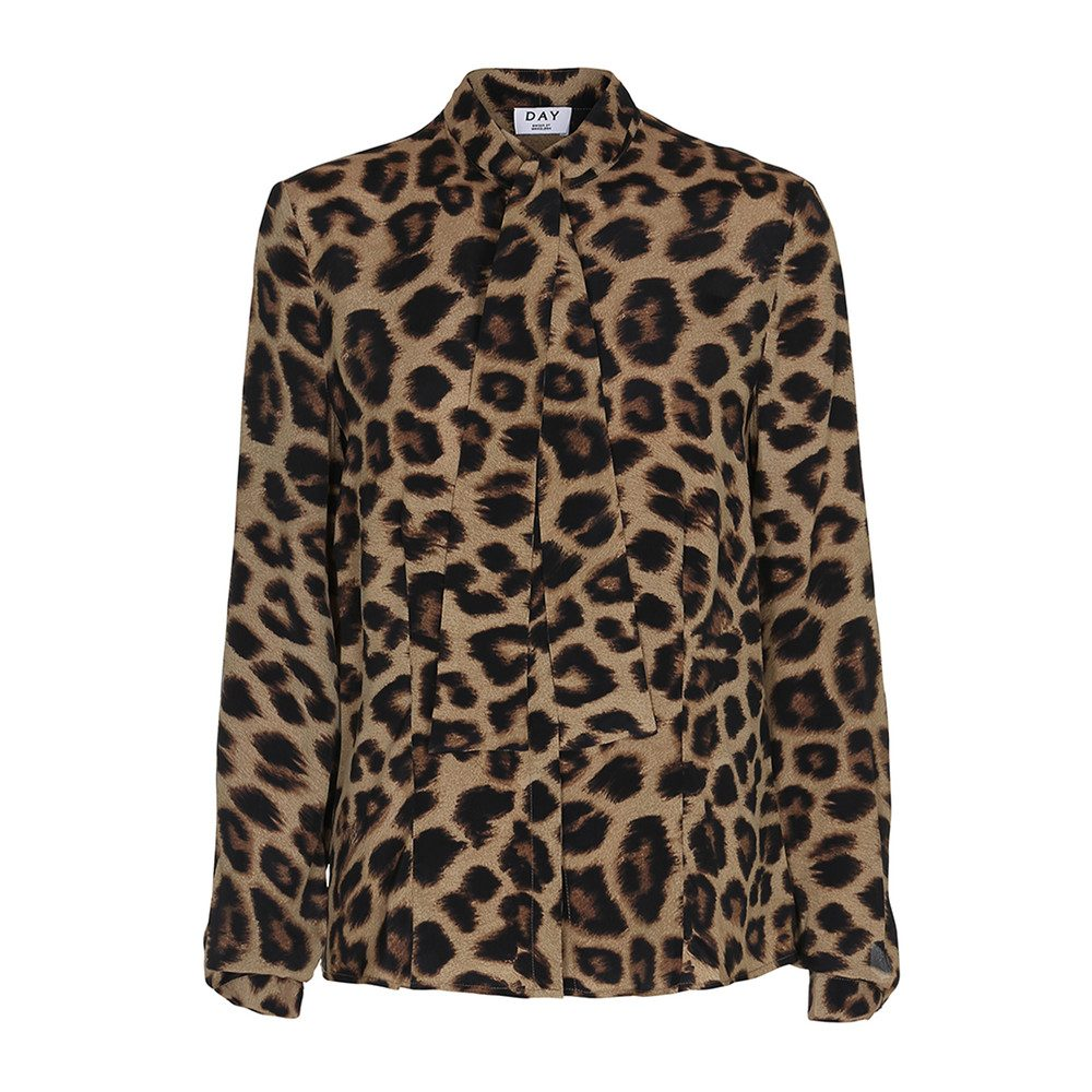 Day Guelmin Blouse - Leopard