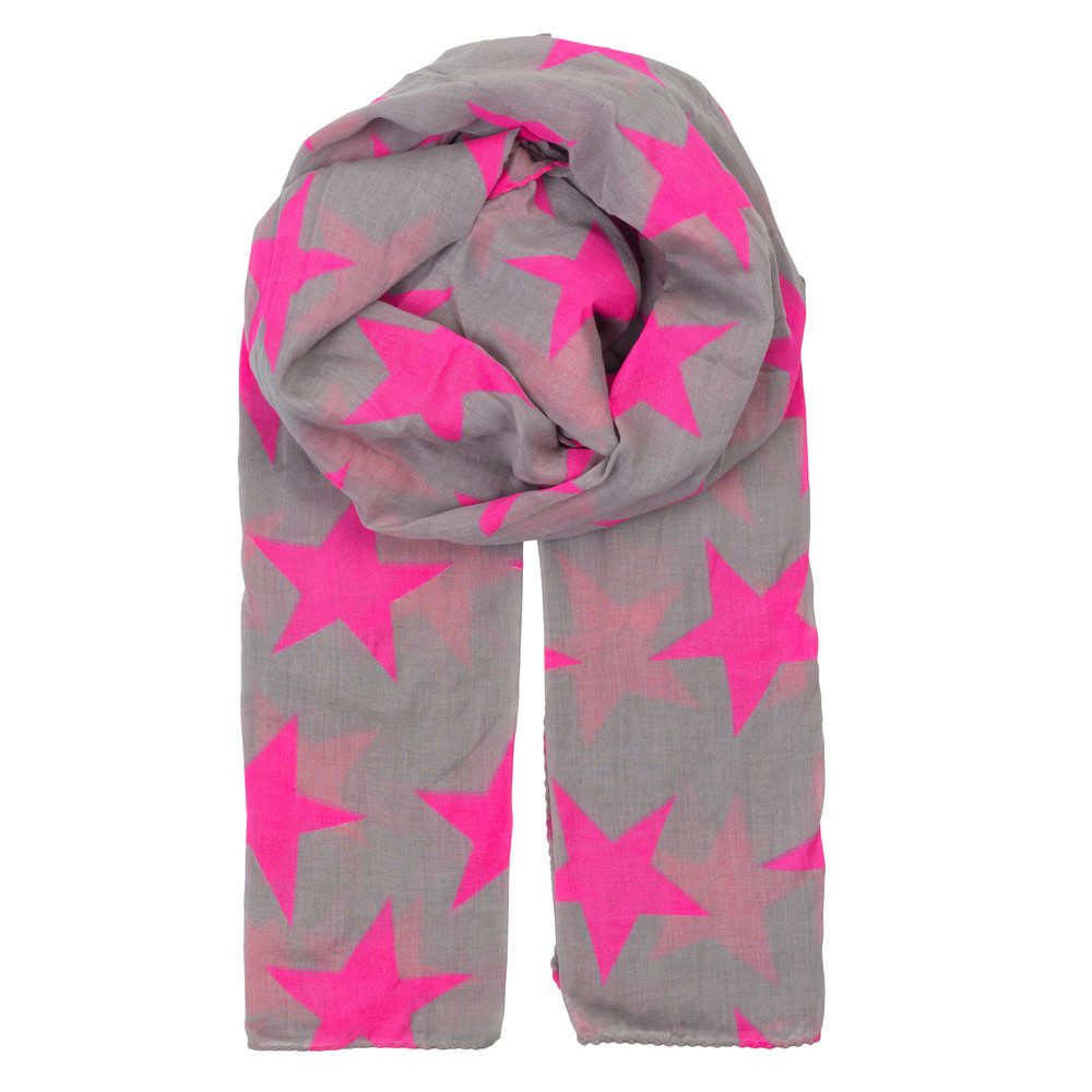 Fine Twilight Scarf - Intense Pink