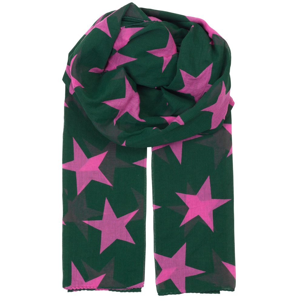 Fine Twilight Scarf - Evergreen