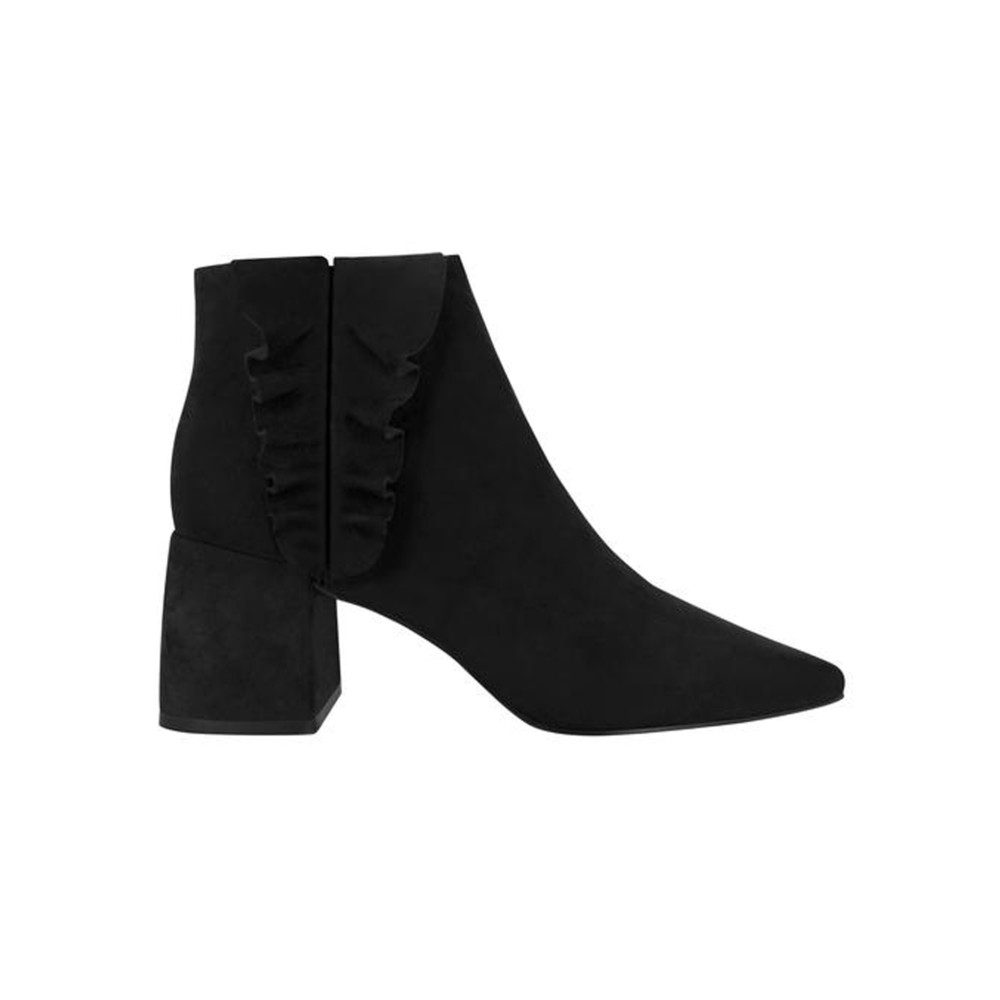 Sloan Ankle Boot - Ebony
