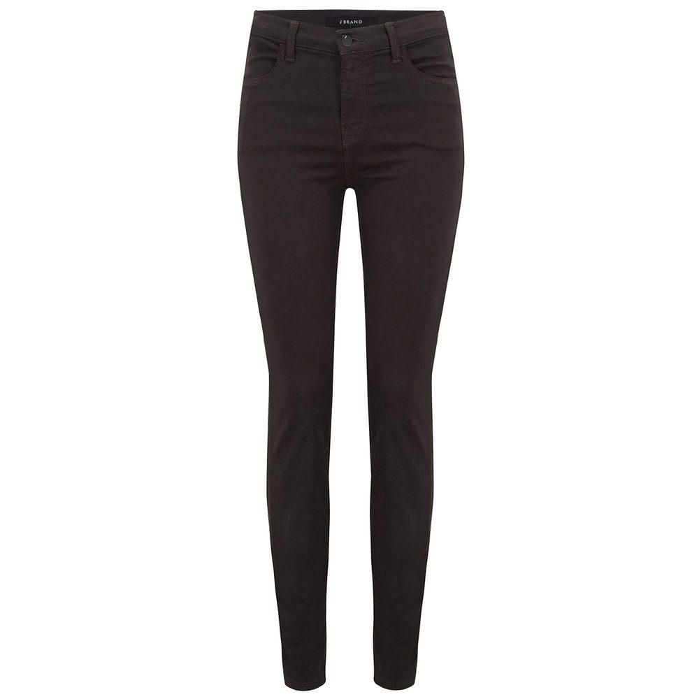 Maria High Rise Skinny Jeans - Dark Charcoal