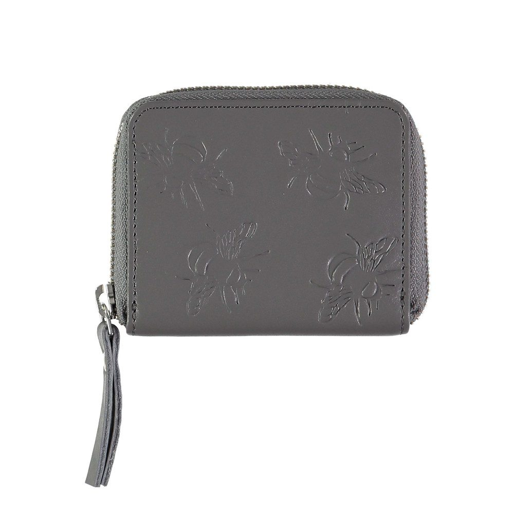 Minnie Coin Purse - Charcoal