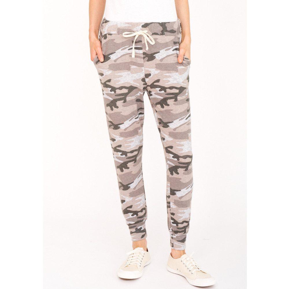 Jogger Pocket Pant - Camo