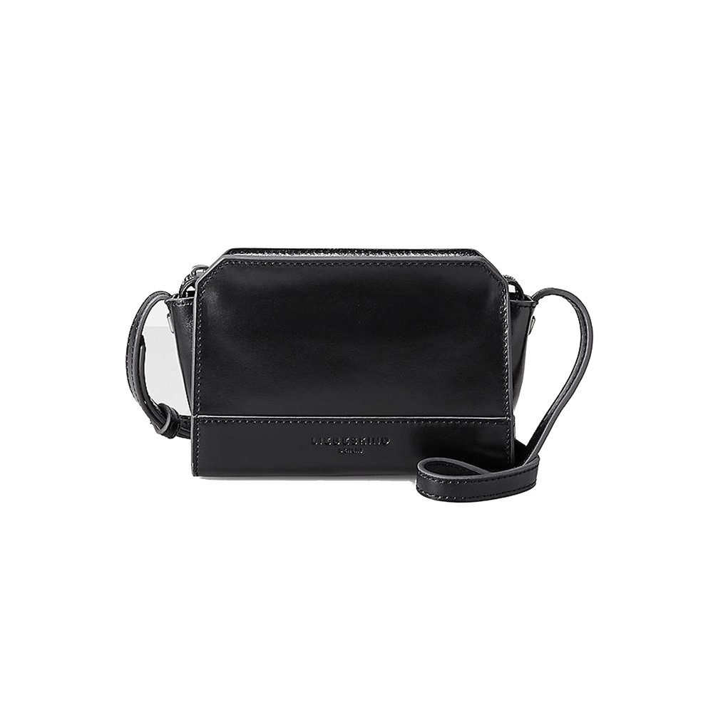 Hollywood Leather Bag - Oil Black