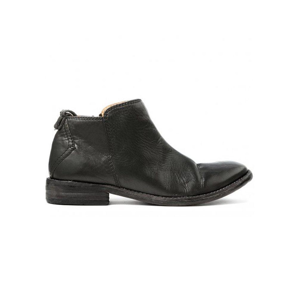 Revelin Leather Boot - Black