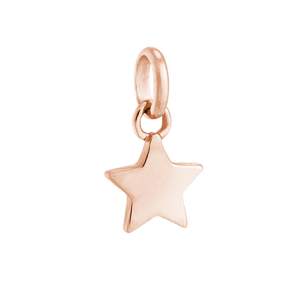 Bespoke Star Charm - Rose Gold