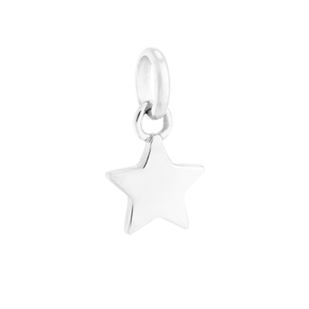 Bespoke Star Charm - Silver