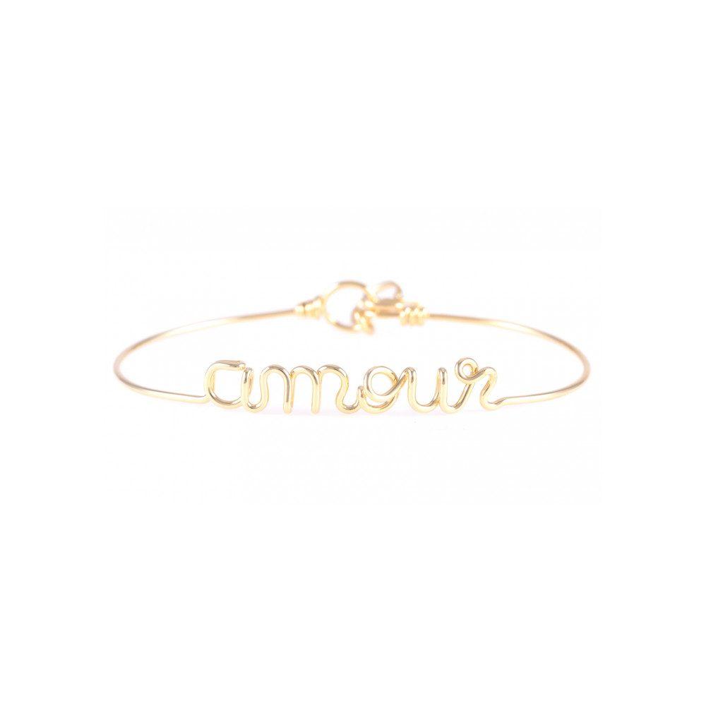 Amour Bracelet - Gold