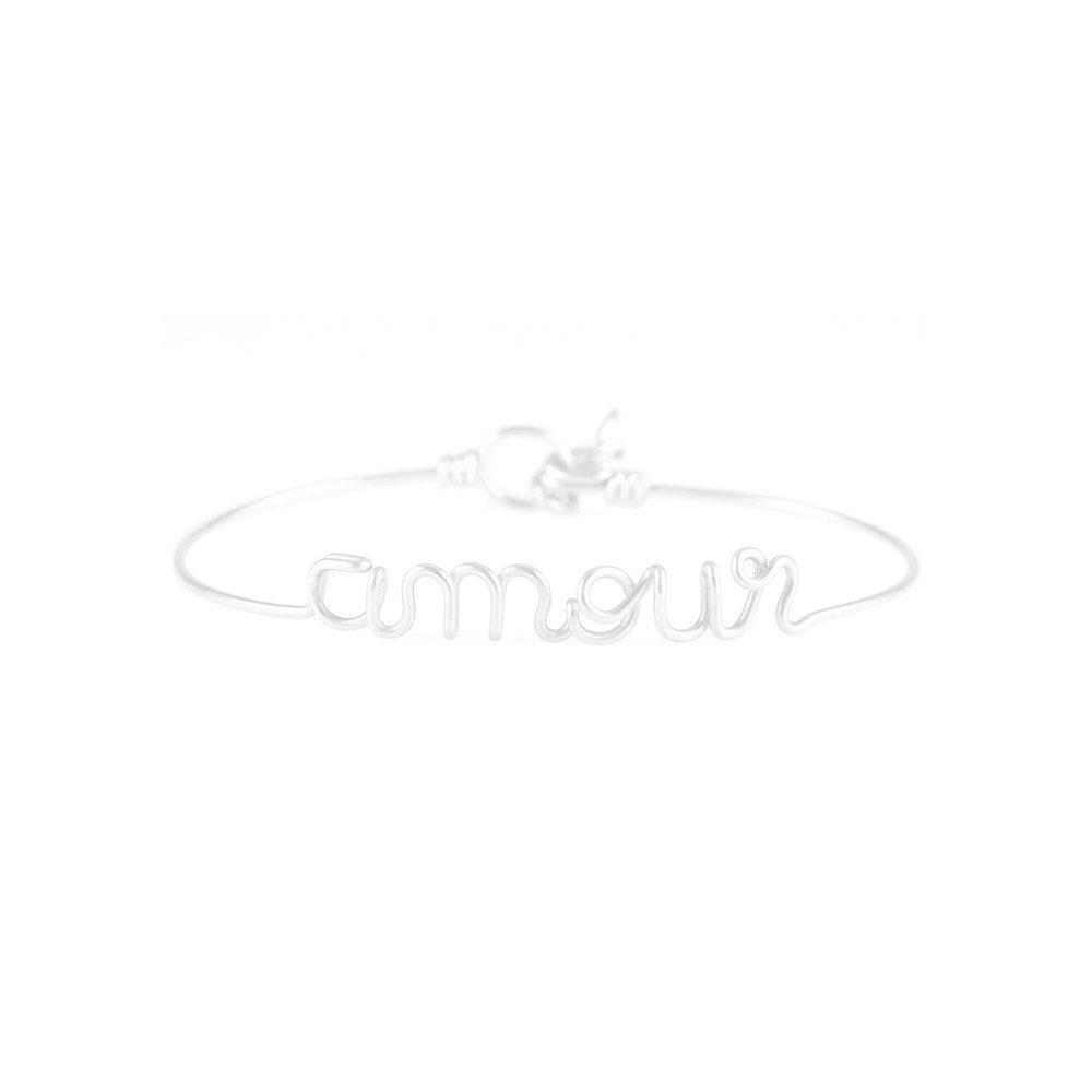 Amour Bracelet - Silver