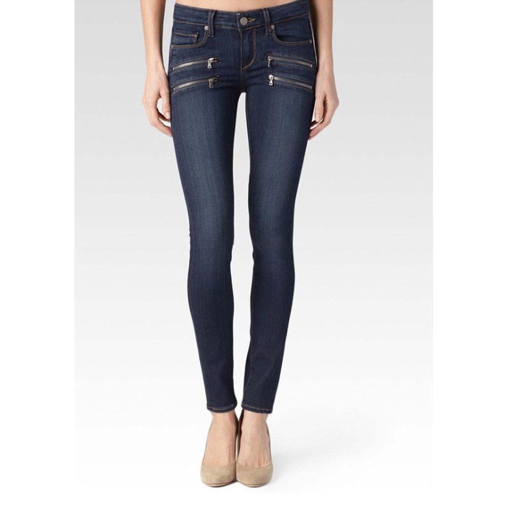 Edgemont Mid Rise Skinny Jeans - Nottingham