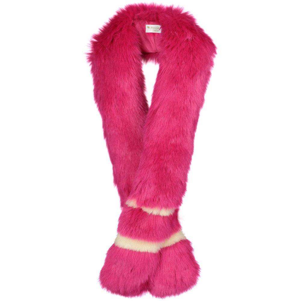 Orelia Scarf - Pink