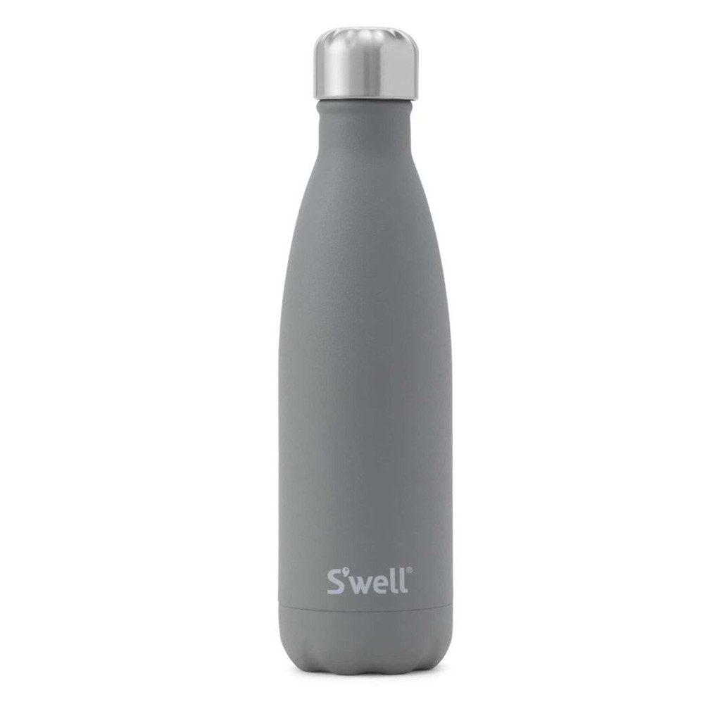 The Stone 17oz Water Bottle - Smokey Quartz