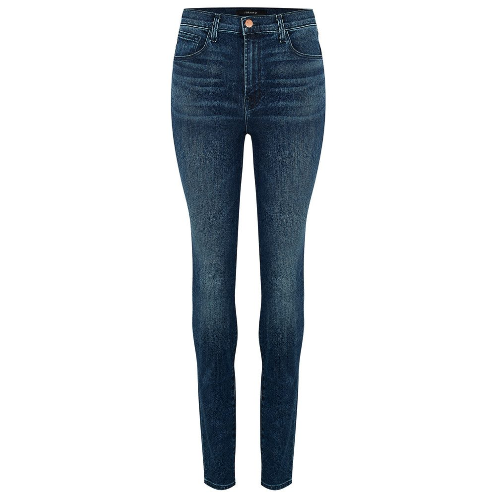 Carolina Super High Rise Skinny Jeans - Swift