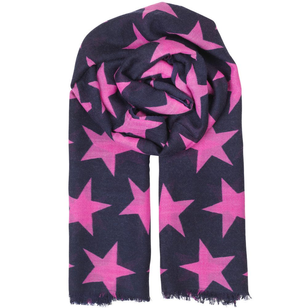 Supersize Nova Scarf - Pink Yarrow