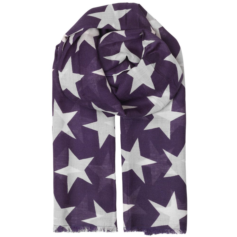 Supersize Nova Scarf - Gothic Grape