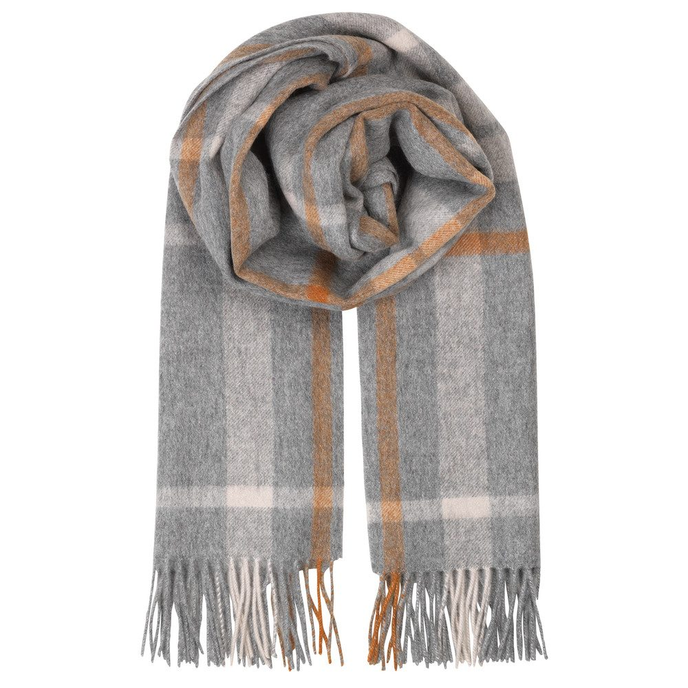 Macaw Wool Scarf - Cathay Spice