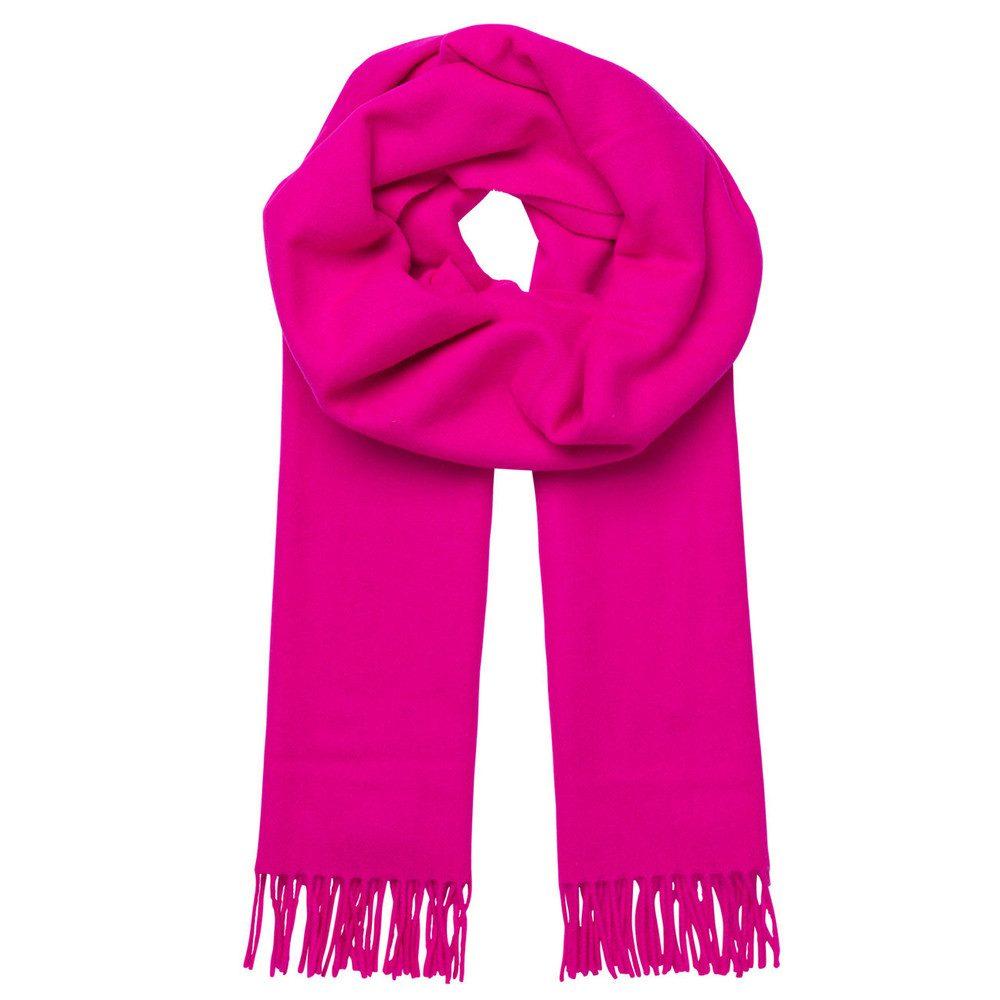 Accola Maxi Scarf - Pink Glo