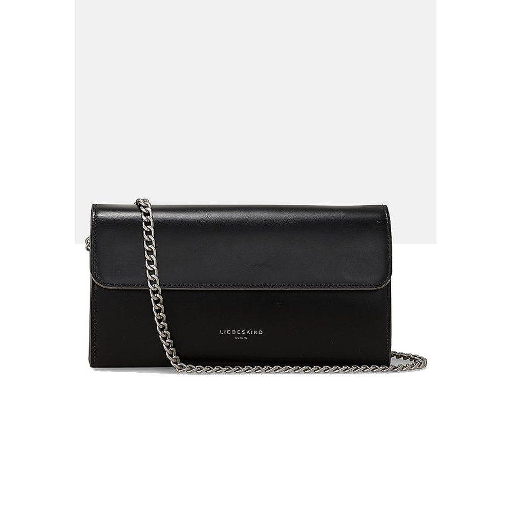 Maria Leather Bag - Oil Black