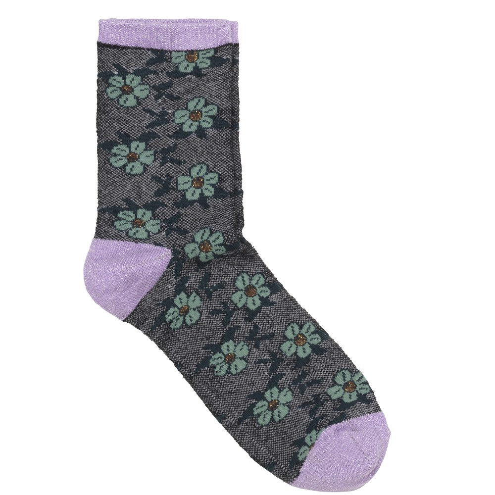 Dory Flower Socks - Lavender