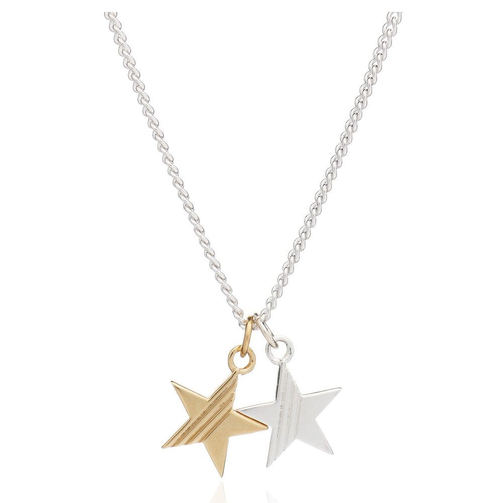 Good Vibes Star Necklace - Luck