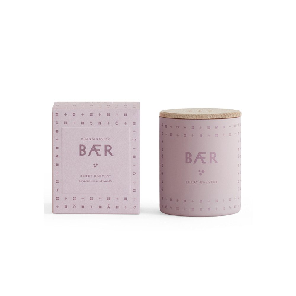 Scented Candle - B R