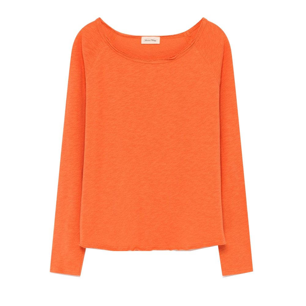 Sonoma Long Sleeve Tee - Pumpkin