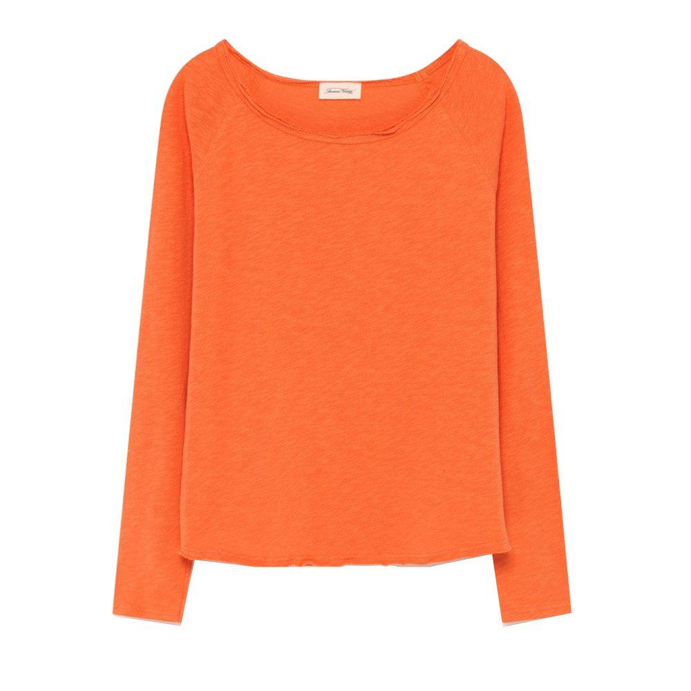 Sonoma Long Sleeve Tee - Pumpkin