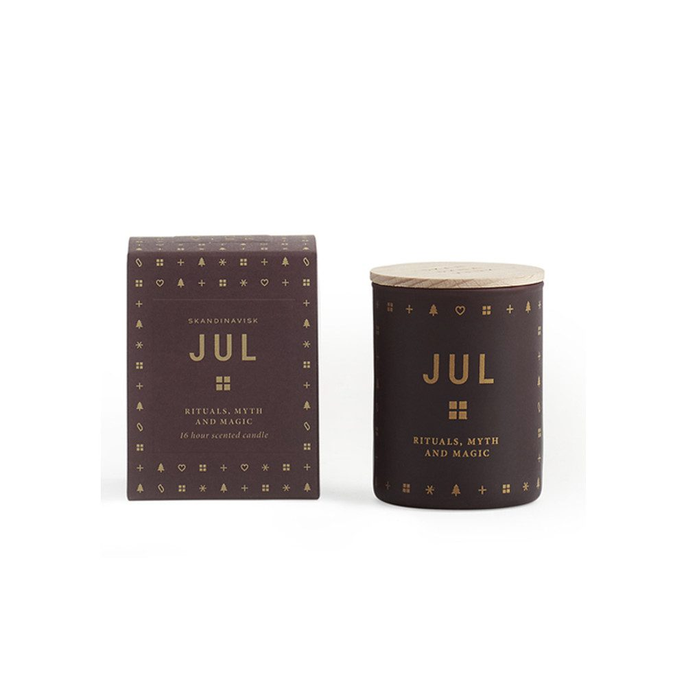 Mini Scented Candle - Jul