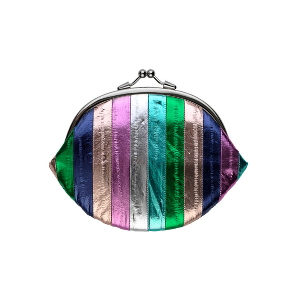 Granny Light Purse - Multi Metallic