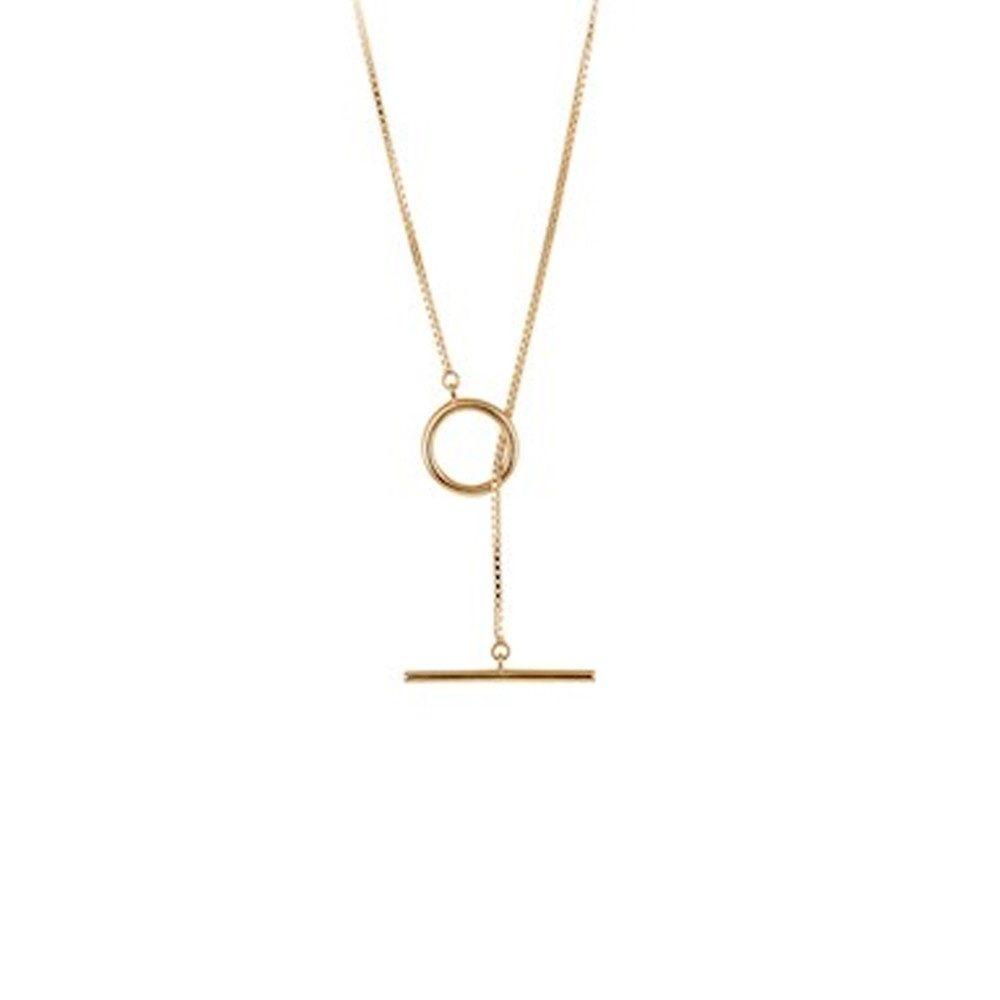Tango Necklace - Gold