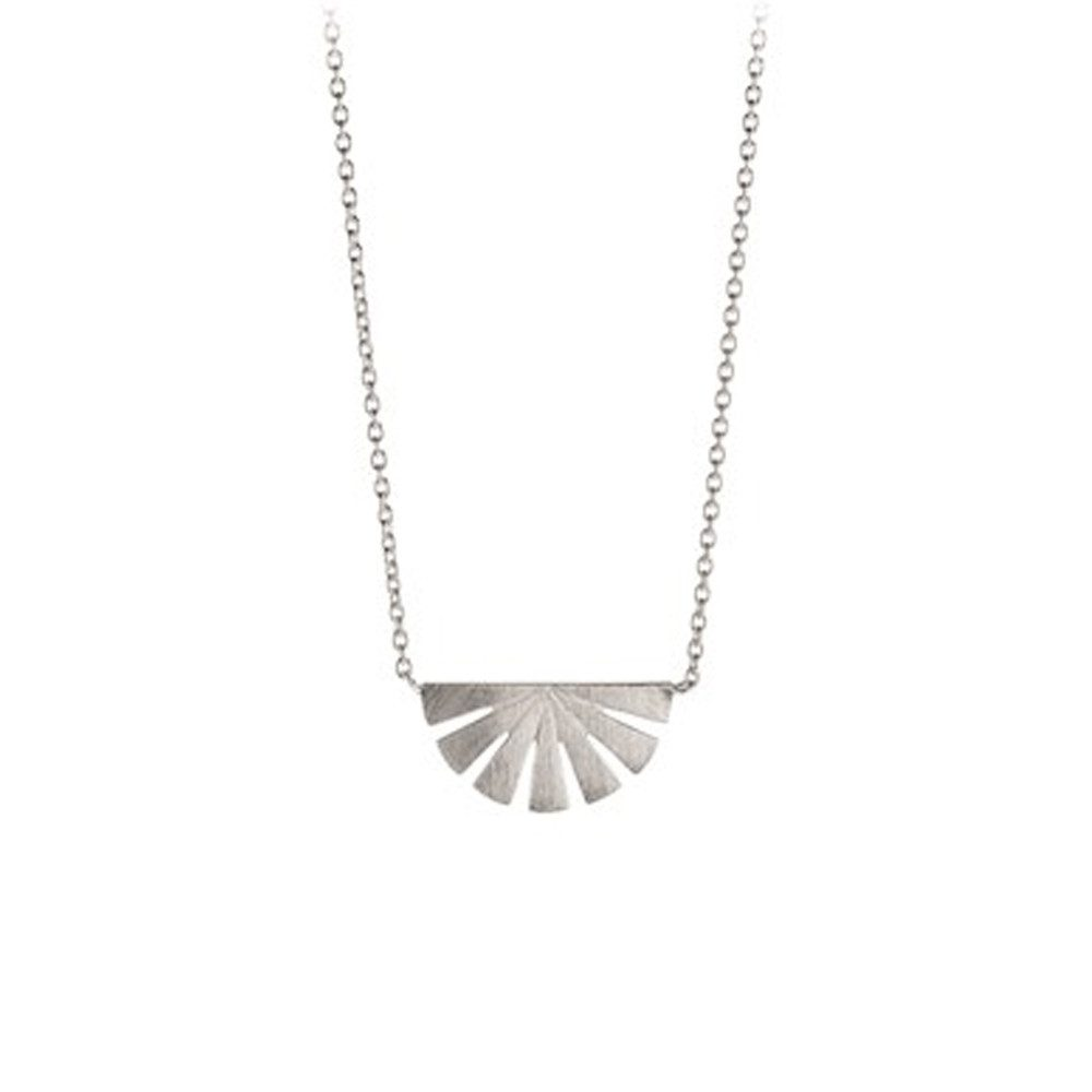 Dawn Necklace - Silver